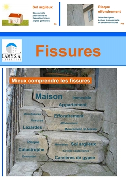 Guide Fissures