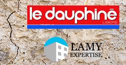Le Dauphine Maison Fissure Secheresse