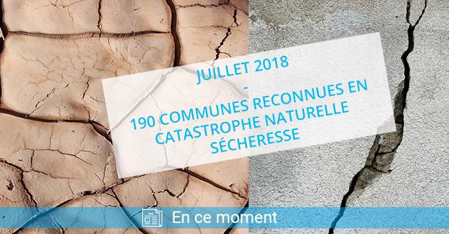 Catnat Juillet 2018