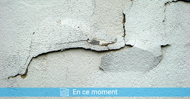 Menace Effondrement Maison Ain Article