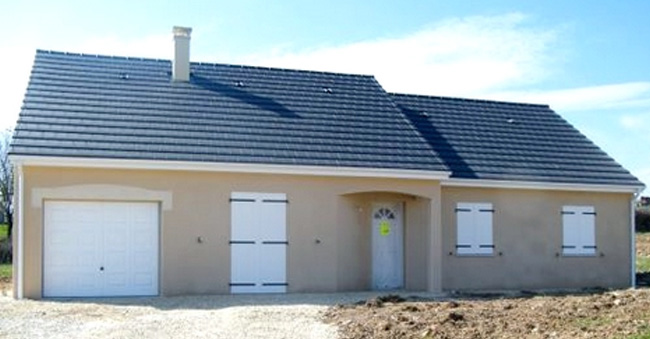 Construction Maison Type Reception