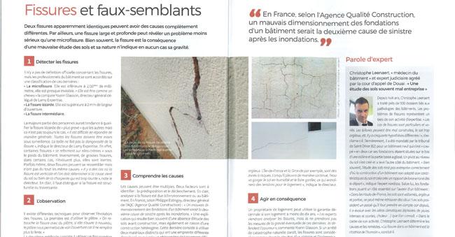Revue De Presse Dimag Interview Fissures